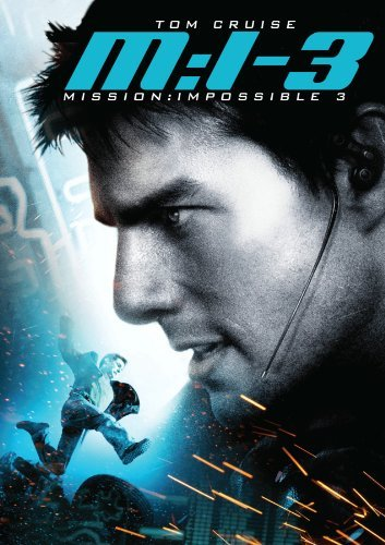 Mission Impossible 3 Cruise Rhames Fishburne DVD Pg13 Ws