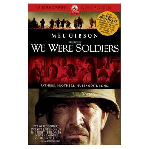 We Were Soldiers Gibson Stowe Kinnear Elliott K