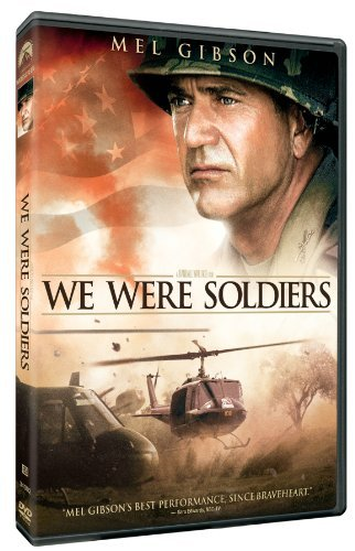 We Were Soldiers Gibson Stowe Kinnear Elliott DVD R