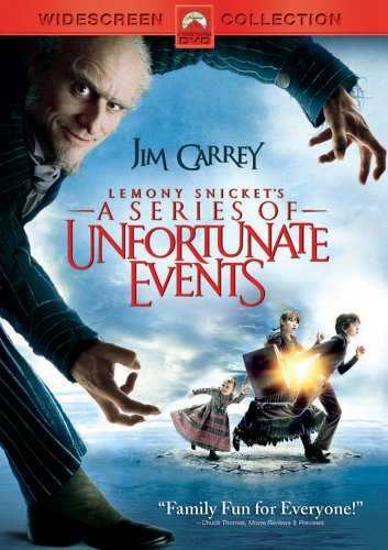 Lemony Snicket's A Series Of U Carrey Streep Law Clr Ws Pg