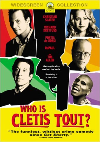 Who Is Cletis Tout? Slater Dreyfuss Rupaul De Ross Clr R