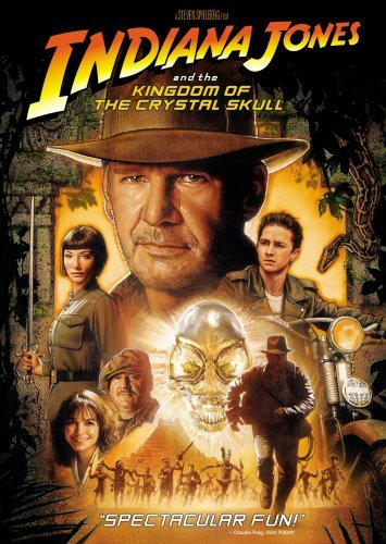 Indiana Jones & The Kingdom Of The Crystal Skull Ford Allen Blanchett Labeouf Ws Ford Allen Blanchett Labeouf