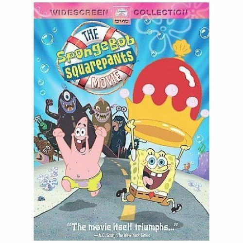 Spongebob Squarepants Movie Spongebob Squarepants Movie DVD Pg Ws
