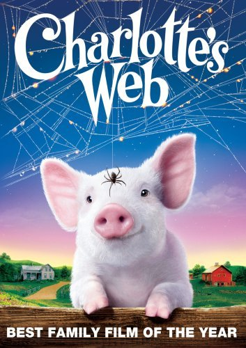Charlotte's Web (2006) Redford Cleese Fanning Bates Clr Ws G