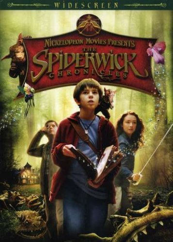 Spiderwick Chronicles Highmore Bolger Strathairn Ws Pg