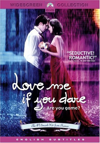 Love Me If You Dare Love Me If You Dare (dvd) Fren Clr Fra Lng Eng Sub R