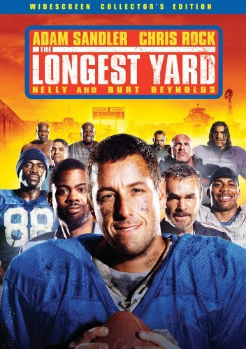 Longest Yard (2005) Sandler Rock DVD Pg13