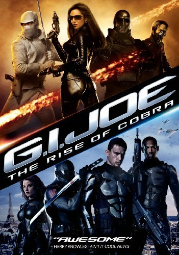 G.I. Joe The Rise Of Cobra Quaid Tatum Miller Wayans Pg13