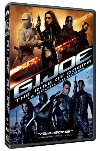 G.I. Joe The Rise Of Cobra [dvd] (2009)