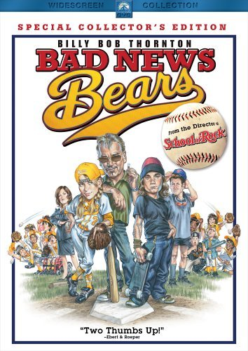Bad News Bears Thornton Kinnear Harden Ws