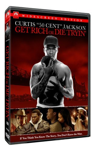 Get Rich Or Die Tryin' 50 Cent Howard Ws R