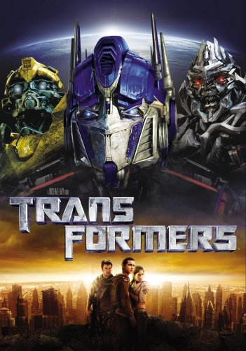 Transformers (2007) Labeouf Fox Turturro Voight DVD Pg13 Ws