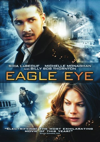 Eagle Eye Labeouf Dawson Monaghan Ws Nr