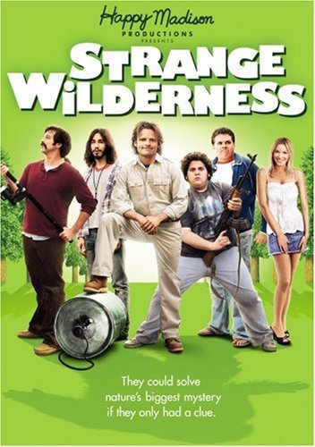 Strange Wilderness Zahn Covert Hill DVD R