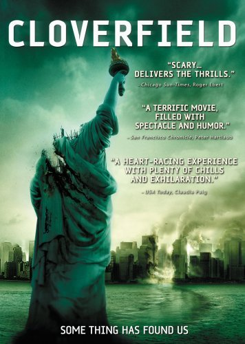 Cloverfield Stahl David Vogel Caplain Ws Pg13