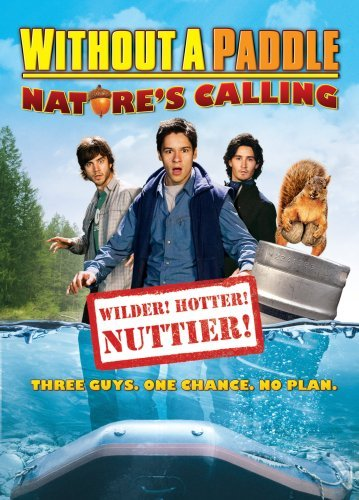 Without A Paddle Nature's Cal James Mcdonald Rice DVD Pg13
