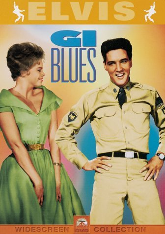 G.I. Blues Presley Elvis Ws Pg