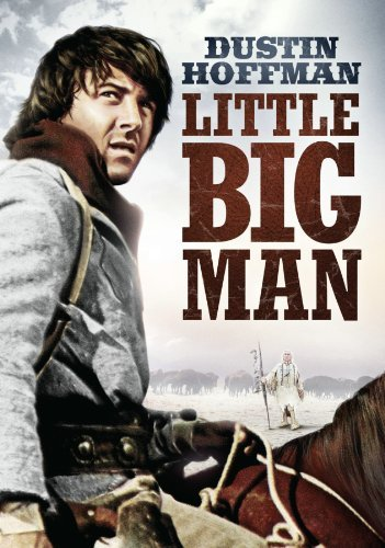 Little Big Man Hoffman Dunaway Mulligan Clr Cc Ws Pg13