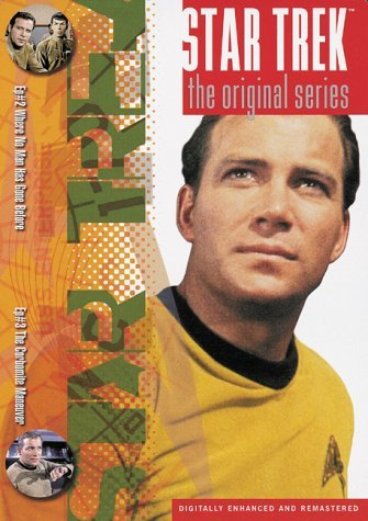 Star Trek Original Series Vol. 1 Epi. 2 & 3 Clr Cc 5.1 Keeper Nr