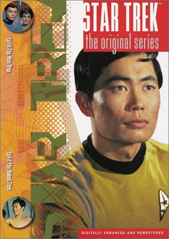 Star Trek Original Series Volume 3 Episodes 6 & 7 Clr Cc 5.1 Keeper Nr