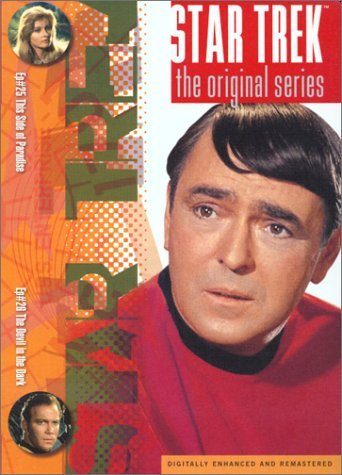 Star Trek Original Series Vol. 13 Epi. 25 & 26 Clr Cc 5.1 Nr