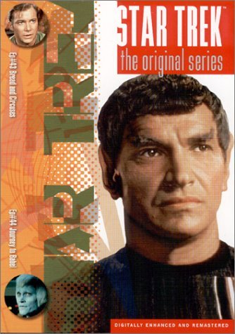 Star Trek Original Series Vol. 22 Epi. 43 & 44 Clr Cc 5.1 Nr