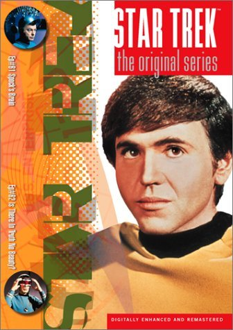 Star Trek Original Series Volume 31 Episodes 61 & 62 Clr 5.1 Nr