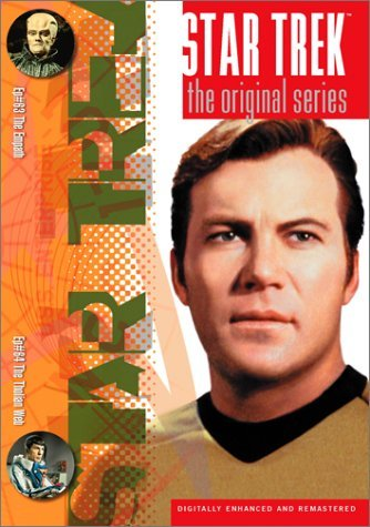Star Trek Original Series Vol. 32 Epi. 63 & 64 Clr 5.1 Nr