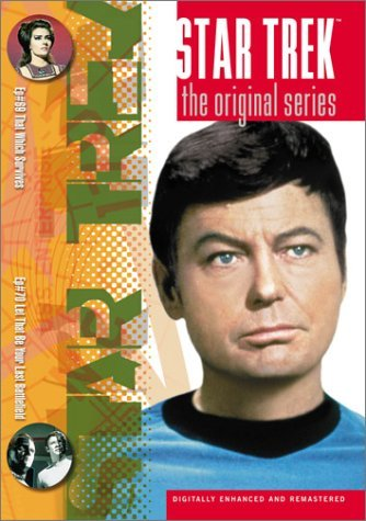 Star Trek Vol. 35 Epi. 69 & 70 Clr Cc 5.1 Nr