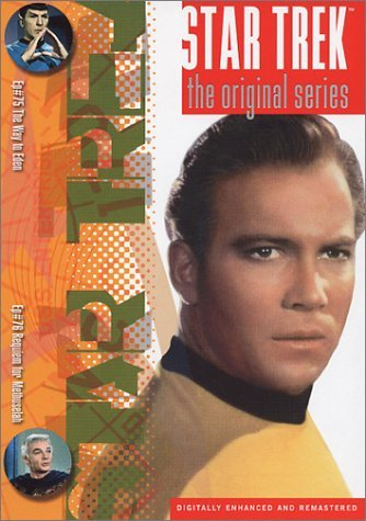 Star Trek Original Series Volume 38 Episodes 75 & 76 Clr Cc 5.1 Nr