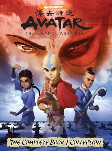 Complete Book 1 Avatar The Last Airbender Clr Nr 6 DVD