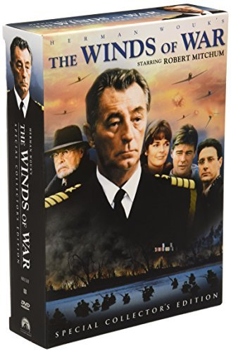 The Winds Of War Mitchum Macgraw Vincent Housem Nr 6 DVD