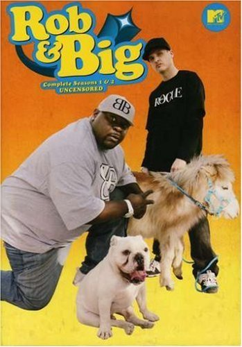 Rob & Big Season 1 2 DVD Uncensored