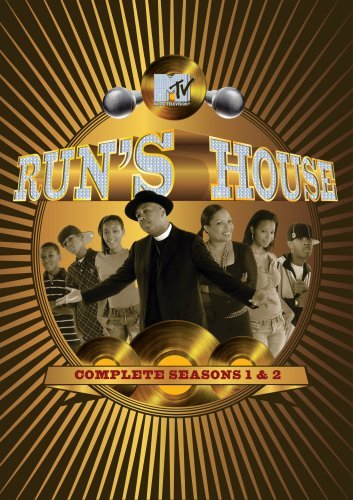 Run's House Run's House Seasons 1 2 Nr 3 DVD