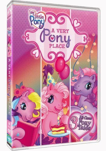My Little Pony Very Pony Place Clr Nr