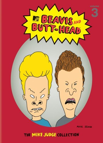 Beavis & Butt Head Volume 3 DVD Nr 3 DVD