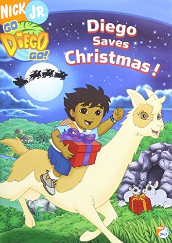 Diego Saves Christmas Go Diego Go! Nr