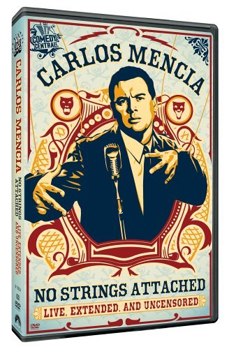 Carlos Mencia No Strings Attached Live Nr