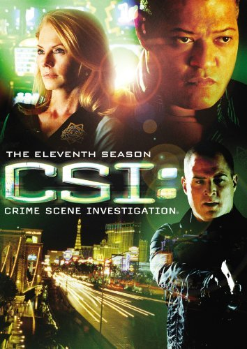 Csi Season 11 DVD