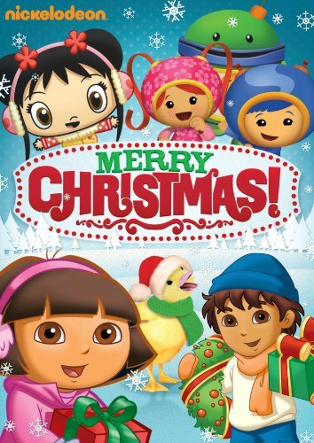 Merry Christmas Nickelodeon Favorites Nr