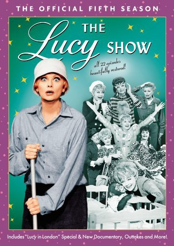Lucy Show Lucy Show Official Fifth Seas Nr 4 DVD