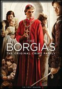 Borgias Season 1 DVD Nr 3 DVD
