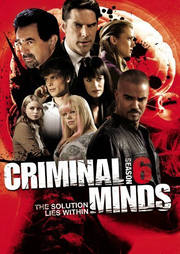 Criminal Minds Season 6 DVD Season 6