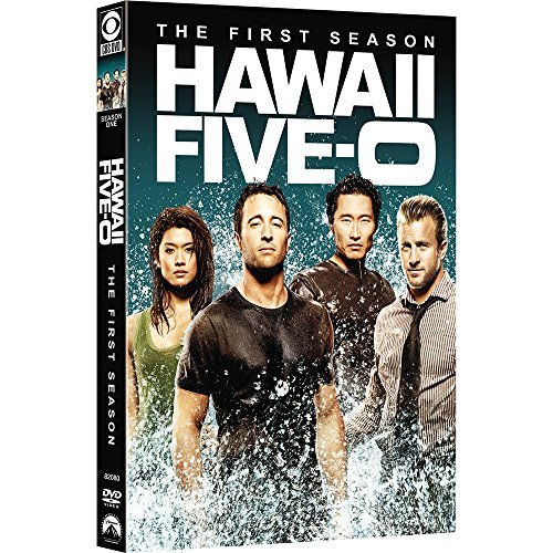 Hawaii Five O (2010) Season 1 DVD Hawaii Five O The First Seaso