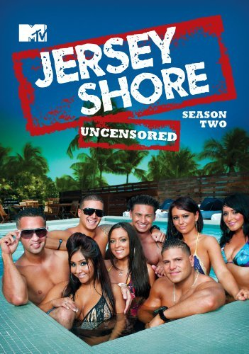 Jersey Shore Season 2 DVD Nr 4 DVD