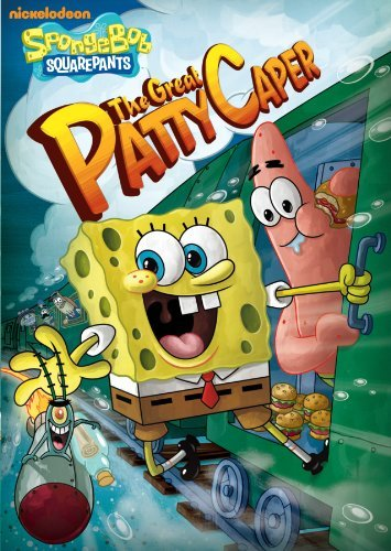 Spongebob Squarepants Great Patty Caper DVD Nr