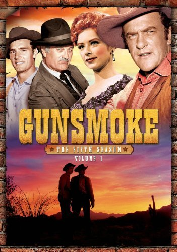 Gunsmoke Gunsmoke Fifth Season Volume Gunsmoke Fifth Season Volume