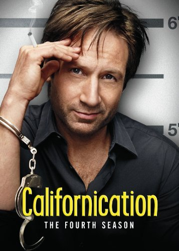 Californication Season 4 DVD Season 4