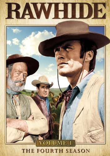 Rawhide Rawhide Fourth Season Volume Rawhide Fourth Season Volume