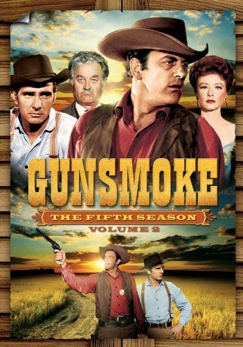 Gunsmoke Gunsmoke Vol. 2 Season 5 Gunsmoke Vol. 2 Season 5